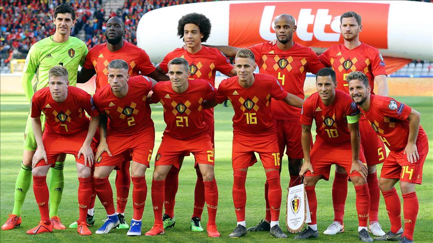 Corona virus hits the Belgian national team