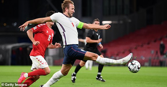 England toil to goalless draw with Denmark