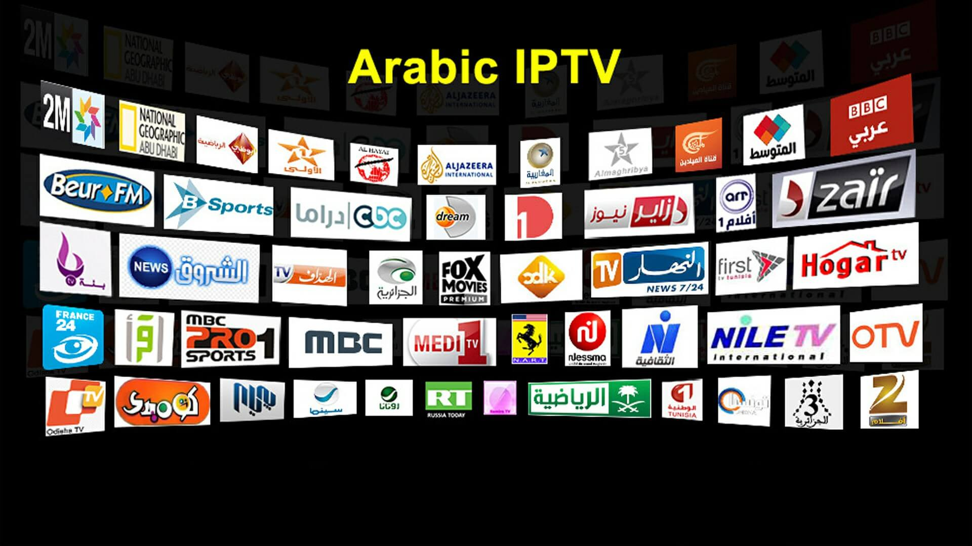 IPTv Arabic M3u Daily IPTv Free Server Playlist By IPTv4Best