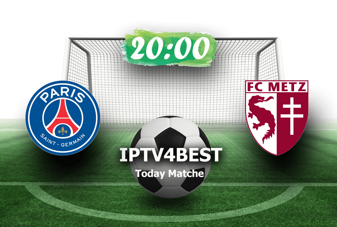Live PSG vs Metz 16 September 2020 France - Ligue 1