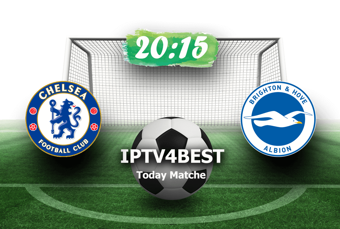 Watch the Brighton vs Chelsea match
