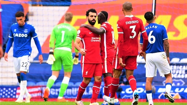 A thrilling draw between Everton and Liverpool