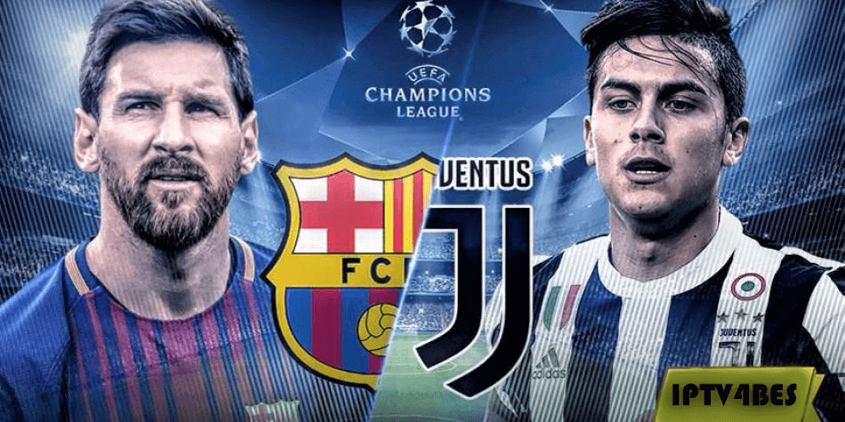 IPTv M3u Barcelona vs Juventus Today 10-28-2020 By IPTV4BEST