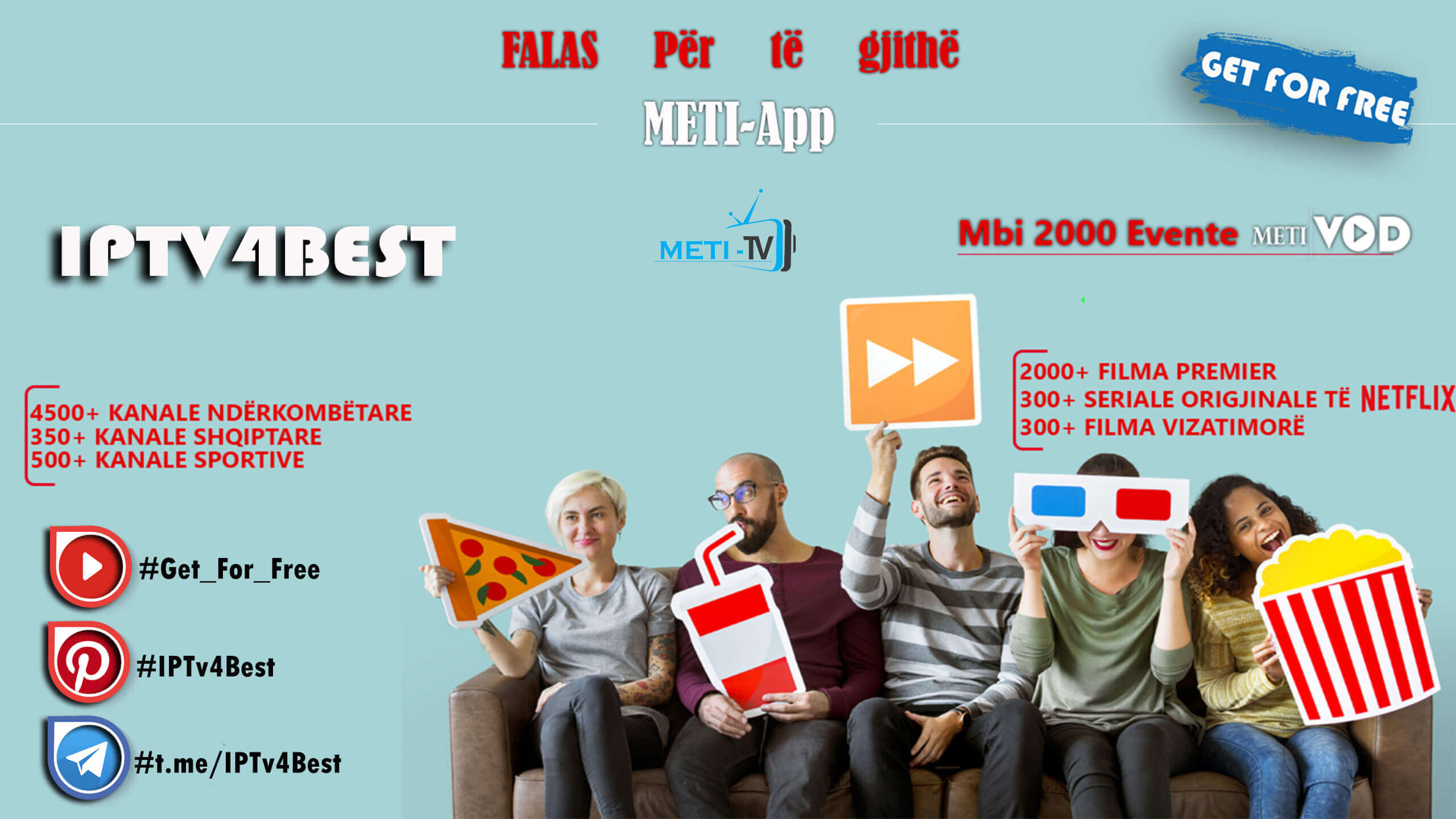 MetiTv APK + Activation Code 1 Year For Free IPTv APK By IPTV4BEST