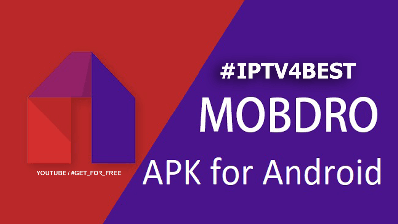 Mobdro APK Android Tv IPTv APK Download Latest Version By IPTV4BEST