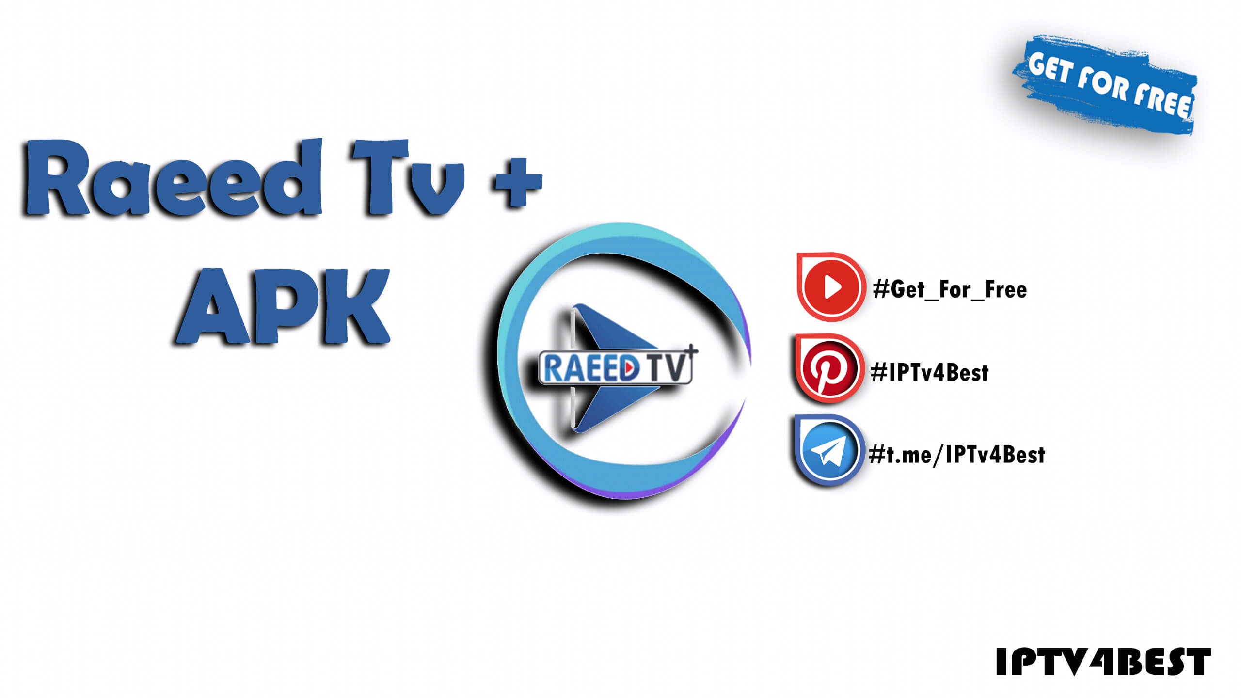 Raeed Tv+ APK IPTv Android APK By IPTV4BEST