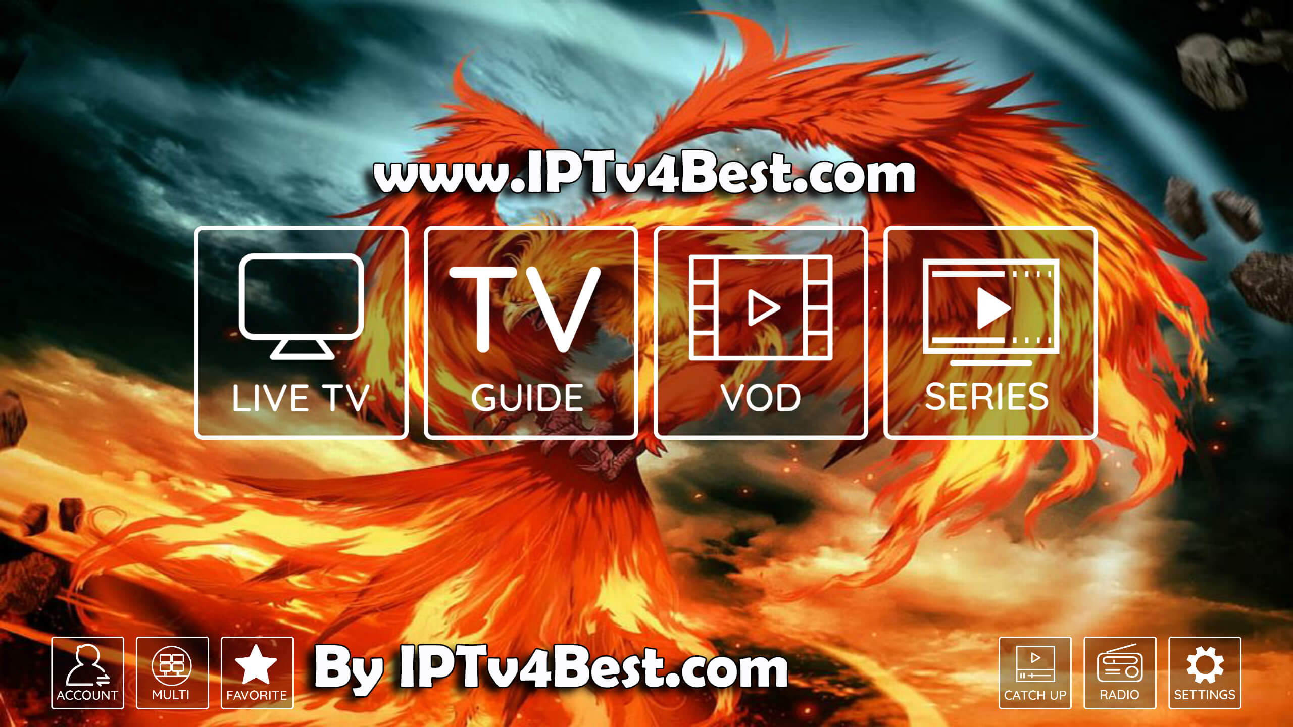 Download VIP IPTv Pro + Activation Codes By IPTV4BEST.COM