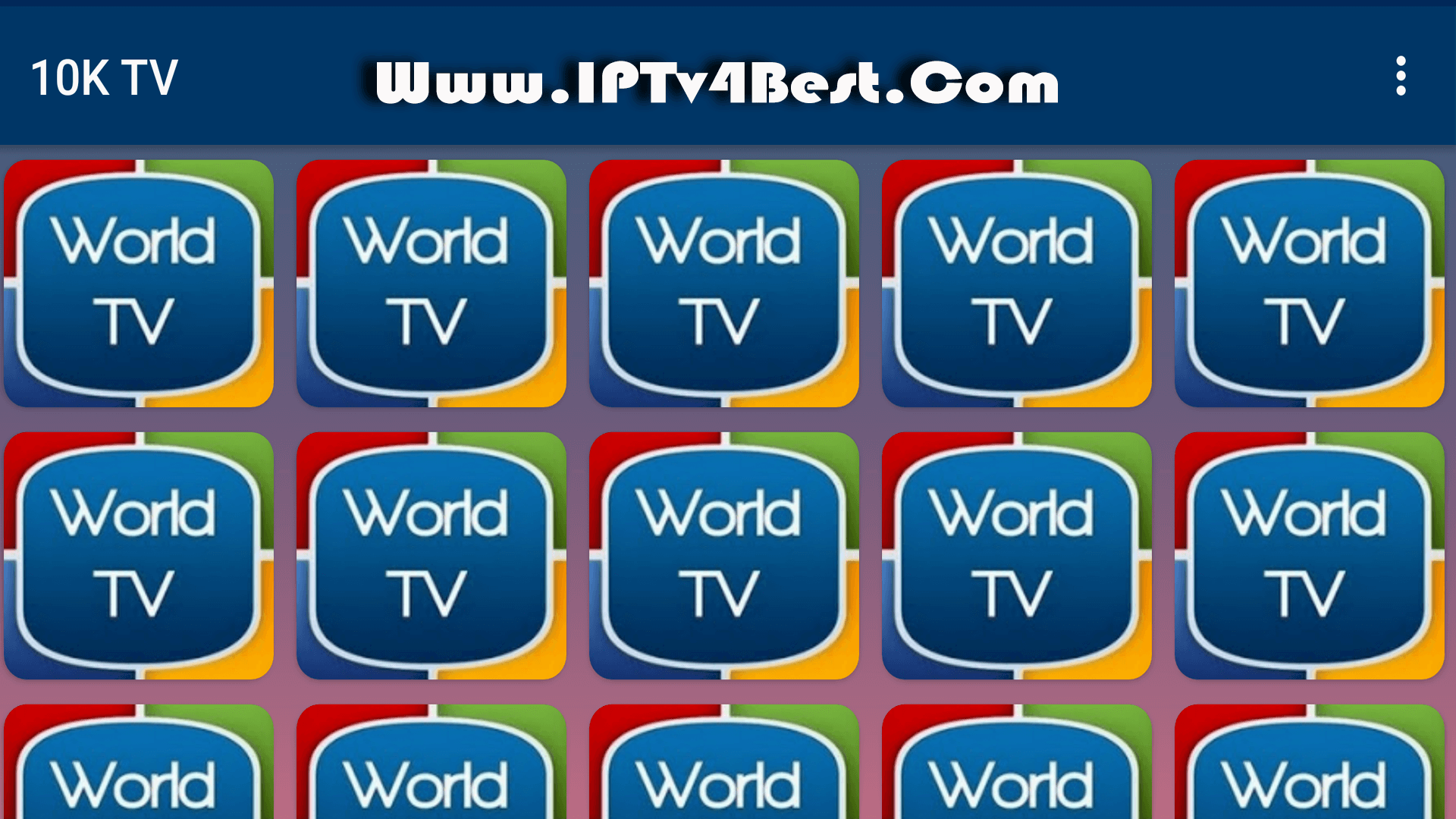 Watch Tv APK With This App Reshyar TVs APK By IPTV4BEST.COM