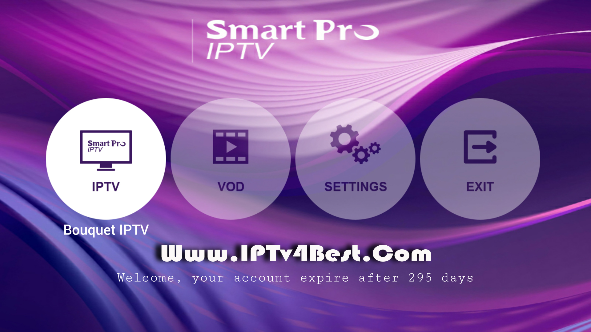 SmartPro Tv APK ‏+ Activation Code 1 Year Free By IPTV4BEST.COM
