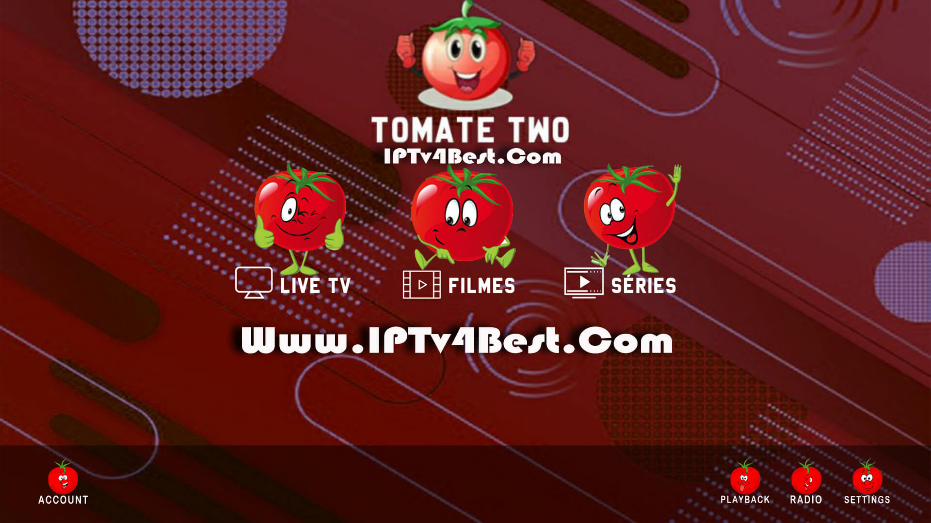 Tomate Two Tv APK Code Premium Activation By IPTV4BEST.COM