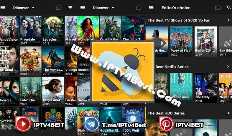 BeeTv APK Latest Version For Android 2021-IPTV4BEST.COM