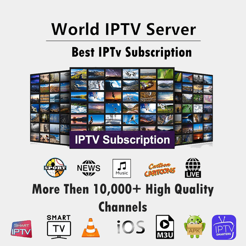 IPTv Subscription 2021 IPTV IPTv Geo Active STBEmu 2021